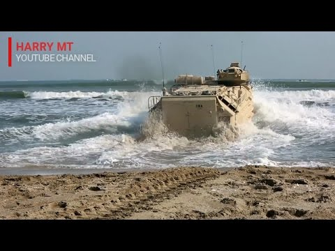 Why the U.S. Marines Amphibious Combat vehicle Program works