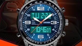 Обзор наручных часов Skmei Dragon