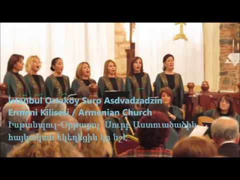 Kilisede İlahi / Islamic Music in Church