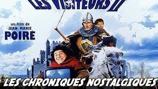 LES VISITEURS 2 Les Couloirs du Temps (1998) - Les Chroniques Nostalgiques