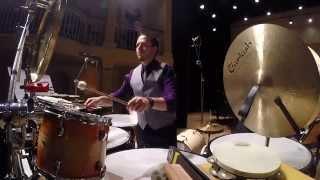 Darius Milhaud - Concerto Pour Batterie et Petit Orchestre (Douglas Gutjahr, percussão)