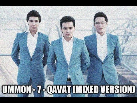 Ummon - 7 - qavat (Mixed version Edit by. Active)