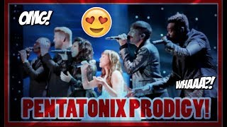 "(Best Reaction!) 🔥Little Big Shots - 11-year-old Kaylee Slays ""Hallelujah"" with Pentatonix"