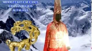 HUNGARIAN (turanian) HISTORICAL ALBUM - MAGYAR ŐSTÖRTÉNETI KÉPESALBUM