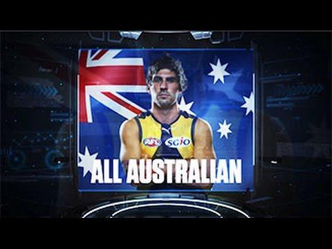 Gaff All Australian highlight reel
