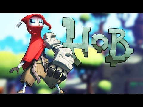 HOB - The Friendliest ROBOT EVER! - HOB Gameplay
