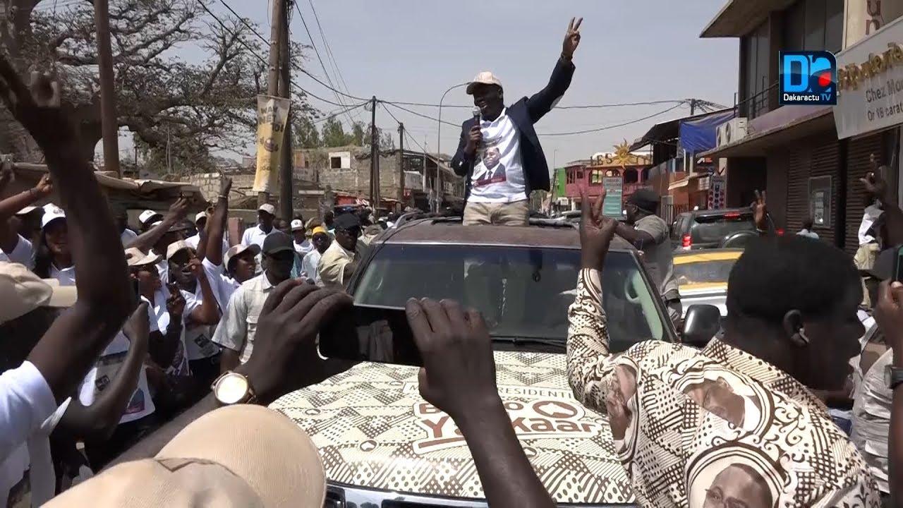 Oumar Youm pêche chez Idy et obtient le vote de la famille de Ibou Sakho (Salatoul Tasbih) dans le département de Mbour