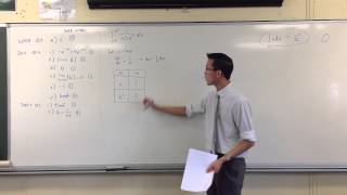 Exponentials & Logarithms: Exam-Style Questions (1 of 3)