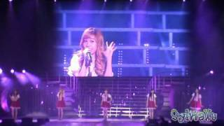 [sx] 100417 SNSD Day By Day @ 上海演唱會