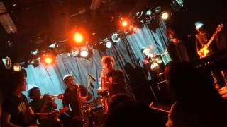 "halos presents ""halos & Lion"" 12/12/2015 - LIVESPOT2000 - Akita City, JAPAN - Session - halos The KING LION (Horn Sections + Melodion) コロリダス 英 ..."