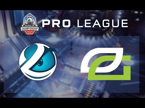Match 1 - Luminosity vs Optic Gaming - HCS Pro League NA Fall Season Week 4