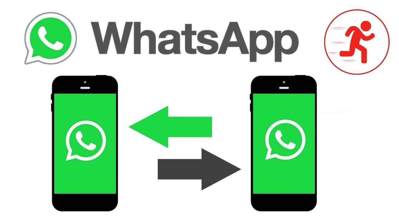 Transferer Un Compte Whatsapp Changer Le Numero De Telephone De Son Compte Youtube