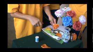 Repeat youtube video สมจิตรดอกไม้ประดิษฐ์