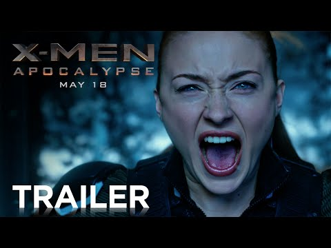 Wolverine Draws Blood in New 'X-Men: Apocalypse' Trailer