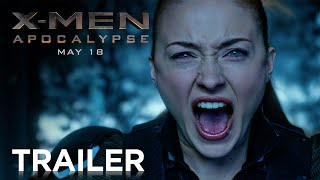 X-Men: Apocalypse | Official HD Trailer #3 | 2016(In cinemas & IMAX now - Subscribe for more: http://bit.ly/20thCenturyUK - Keep up to date with the latest news: http://www.facebook.com/XMenMoviesUK ..., 2016-04-25T13:00:11.000Z)