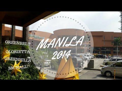 VLOG | #takemebackto MANILA TRIP 2014 [DAY 1]