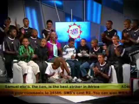 Hello South Africa - Fifa World Cup 2010