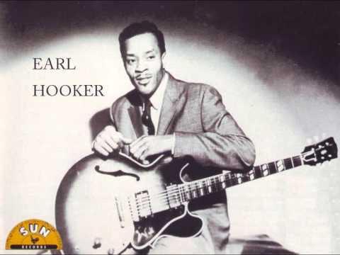 Blue Guitar - Earl Hooker