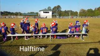 North Henry 4U Tigers - Game #6 10/29/16