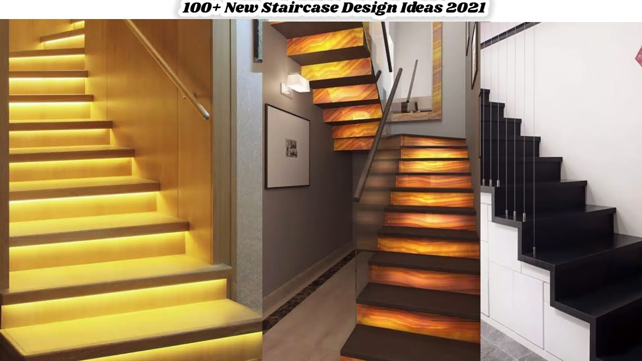 100 New Staircase Design Ideas 2021 Stair Design For Small House Hash Decoration Ideas Youtube