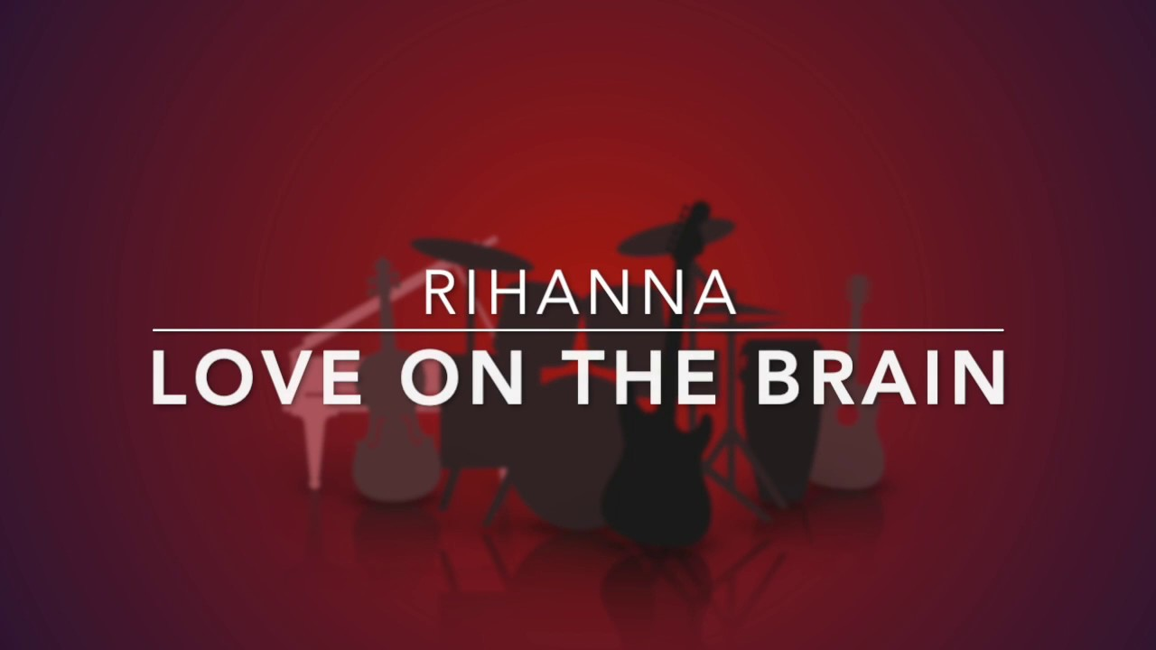 Rihanna - Love On the Brain (Male Key Karaoke Instrumental)
