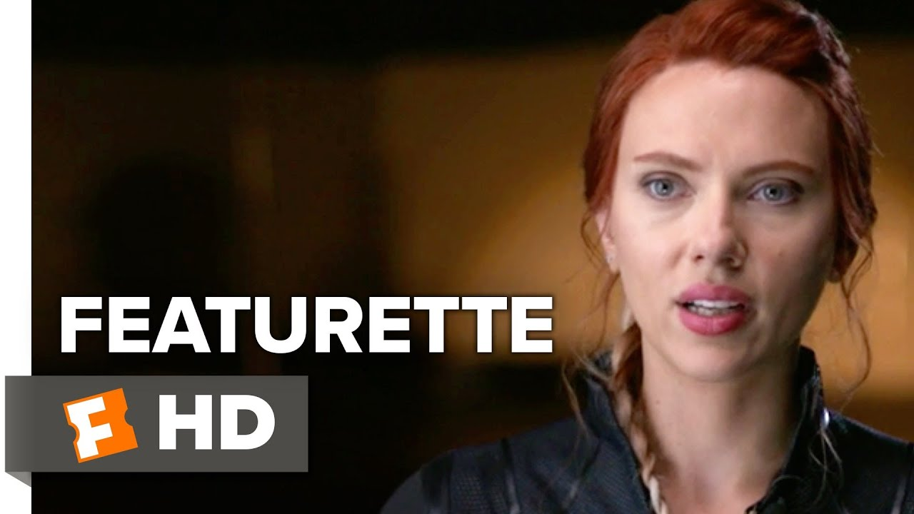 Avengers Endgame Featurette Scarlett Johansson Black Widow 2019 Movieclips Coming Soon Youtube
