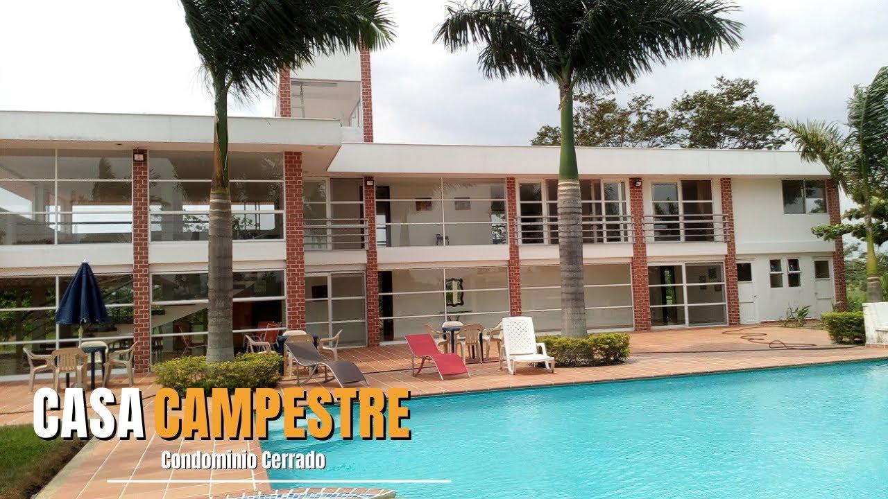 Casa campestre luna azul condominio campestre v a puerto - Condominio con piscina milano ...