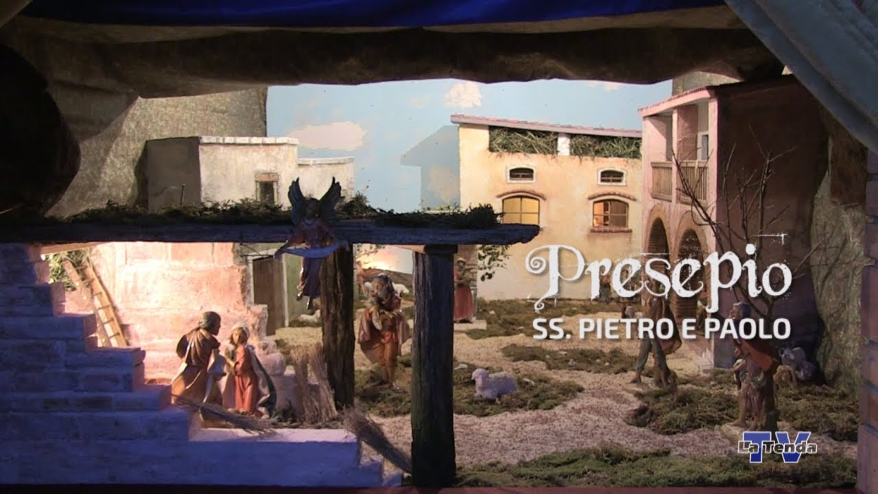 Presepio Ss. Pietro e Paolo - Natale 2018