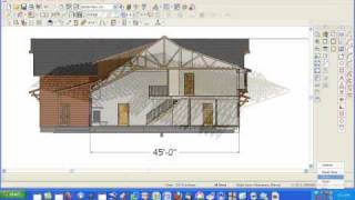 A Custom Roof Truss Design For A Bedroom Loft In Bozeman Mt