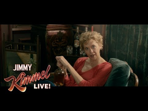 Annette Bening on Playing Gloria Grahame