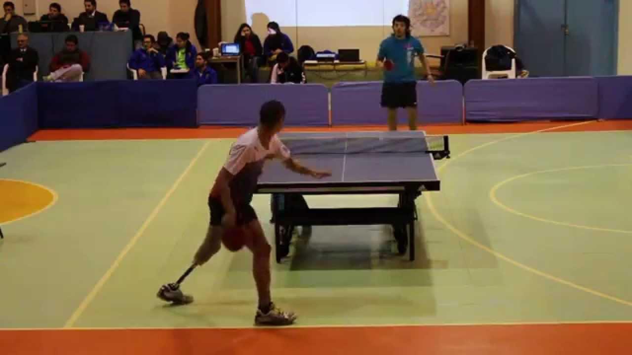 Torneo de tenis de mesa por la inclusion chill n 2014 youtube - Torneo tenis de mesa ...