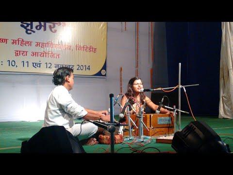 """Thumri by Shreya Chakraborty- """"Chanchal naar"""""""