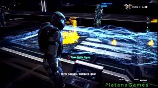 Dust 514 - New Recruit Gameplay Tutorial - Multiplayer Opening - Eve Online - HD