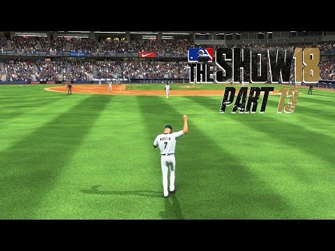 MLB 18 Road to the Show - Part 13 - ALL STAR GAME