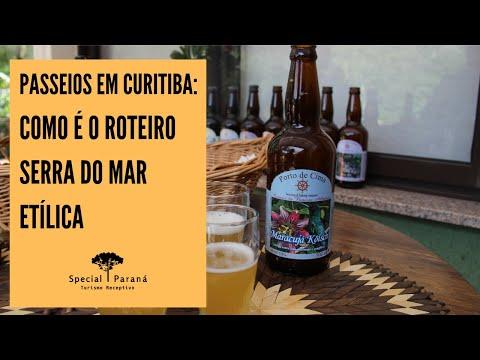 Passeio em Curitiba: Serra do Mar Etílica - passeio com vinho, cerveja artesanal e cachaça!