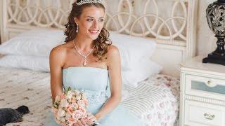 Романтичная свадьба в замке от