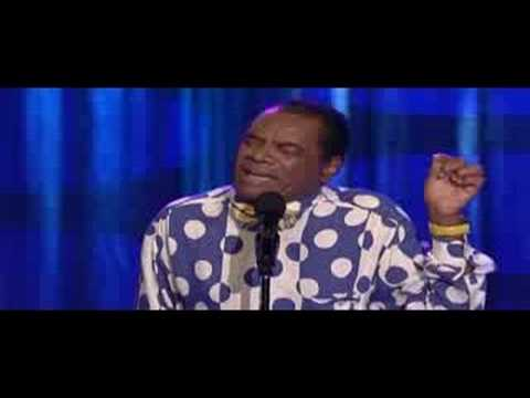 John Witherspoon: Weed. You Got to Coordinate....