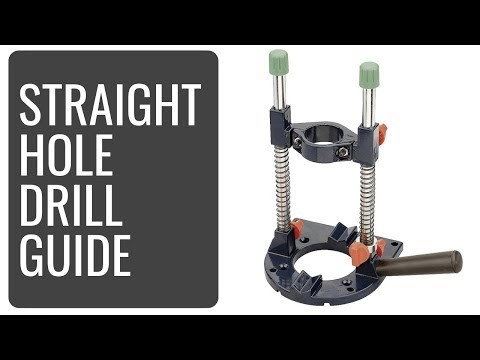 Straight Hole Drill Guide Jig