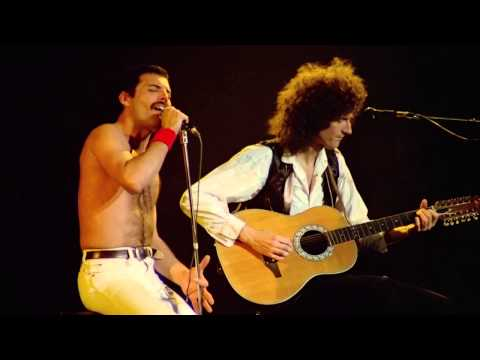 Queen  Love Of My Life   in Montreal  24 November 1981 HD