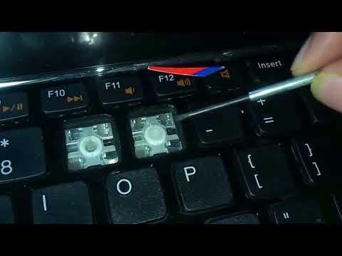 Sửa lỗi liệt phím laptop dell inspron N5110