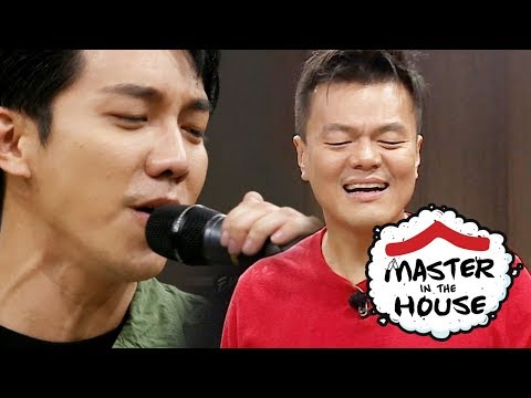 "Lee Seung Gi's ""How to Avoid the Sun"" (Rain) Cover [Master in the House Ep 60]"