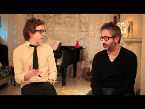 The Question on Everyone's Lips. Episode 1 - David Baddiel.