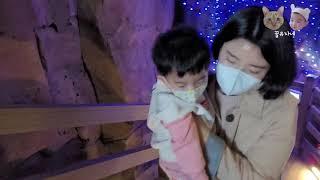 vlog :: 거제 식물원 :: 여행 경남 부산 아기랑…
