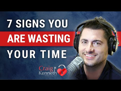 signs you are wasting your time trying to get your ex back
