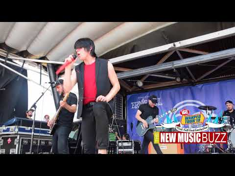 As It Is | Stigma (Boys Don't Cry) Live for the First Time at Vans Warped Tour Pomona