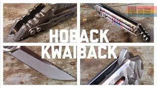 Jake Hoback Kwaiback Midtech Knife: Example of Craftmanship, Springboard for Broader Conversation