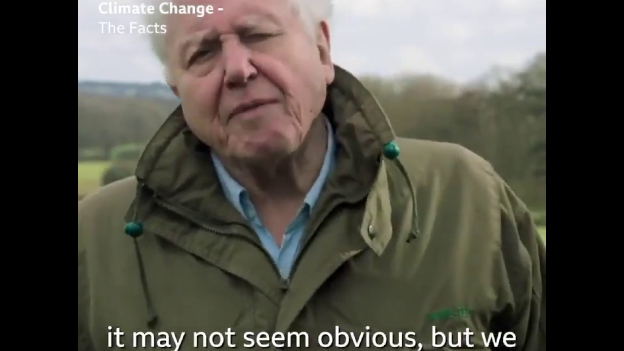 Climate Change - The Facts with Sir David Attenborough - YouTube