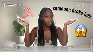 STORYTIME: MIAMI AIRBNB HORROR STORY!!