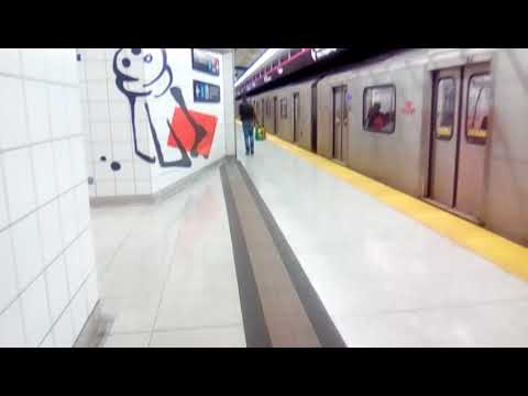 TTC Line 4 Sheppard Don Mills to Bayview