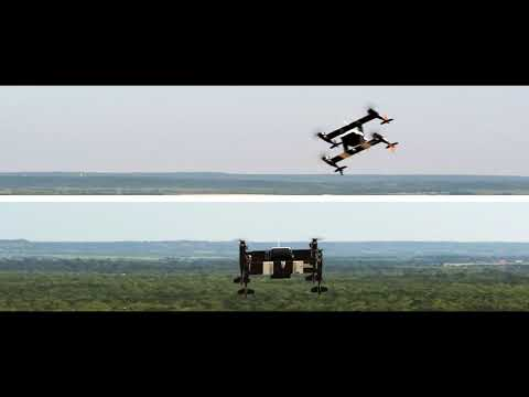 Bell APT 70 Autonomous Flight